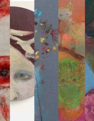WinterSalon bij Galerie de Ploegh, 24/11 - 5/1/20