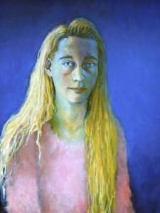 BLANCHE, 1999, 60X60, O/L