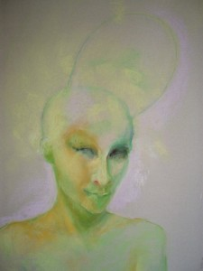 DONE, 2006, 70X50, SOFT PASTEL
