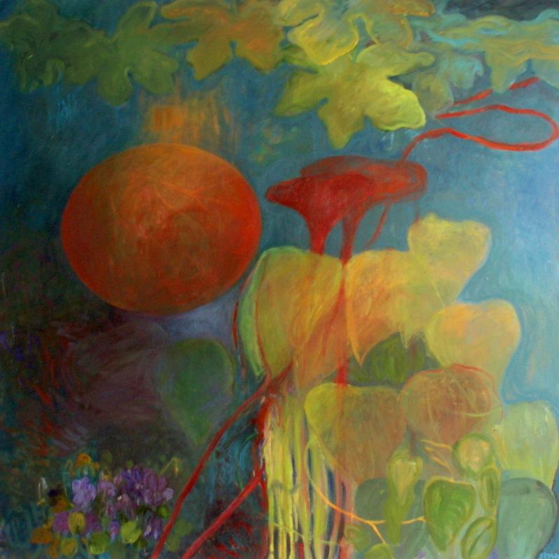 """Levende wereld van tere groeisels"", LC-Cultuur – De Galerij, 23 oktober 2009"