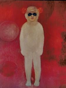 Klaar voor de winter, 2002, olie op linnen, 100x80